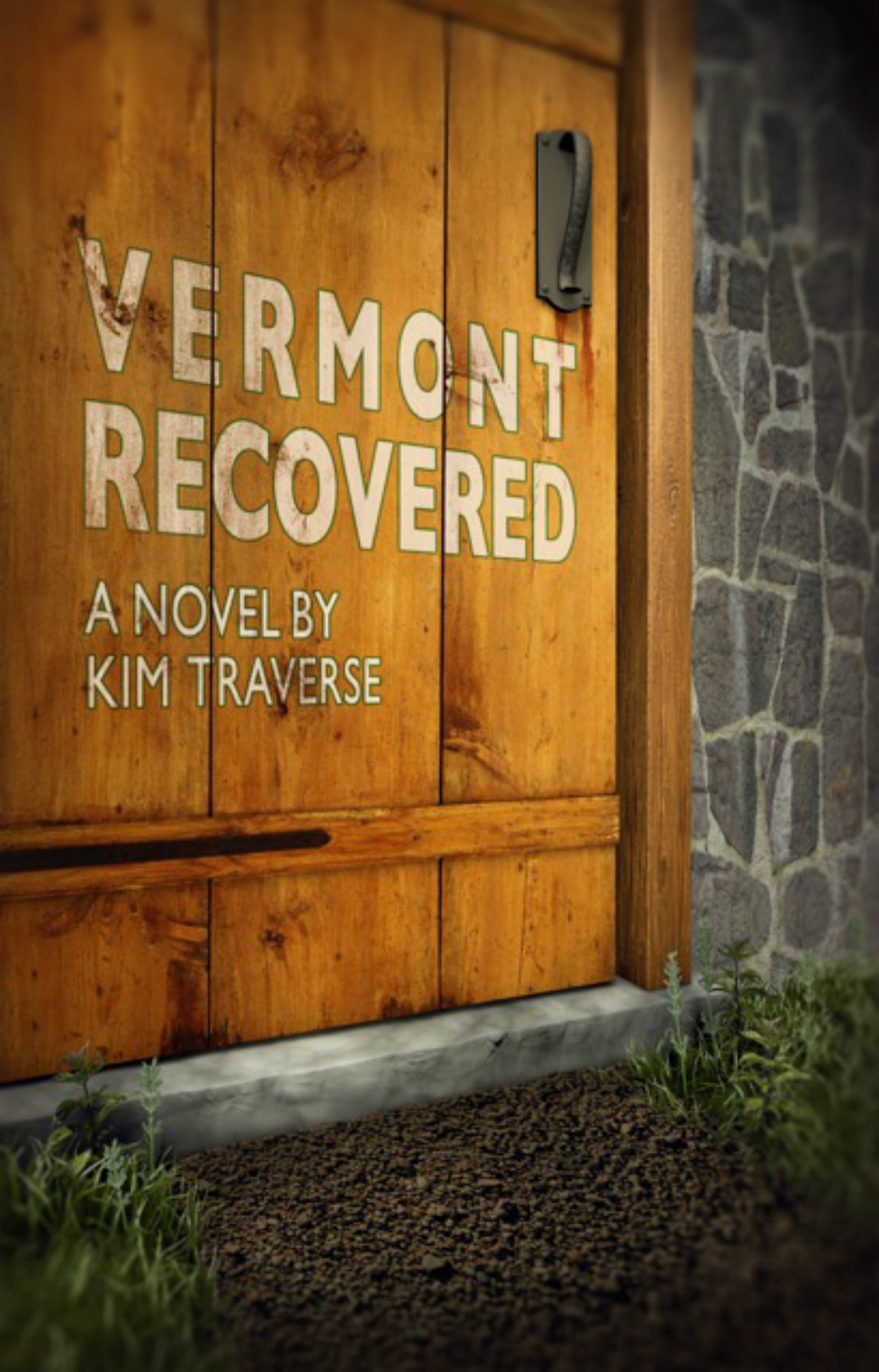Vermont Recovered By Kim Traverse