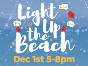 Light Up the Beach Holiday Challenge @ Various Locations - Rainier Beach Square