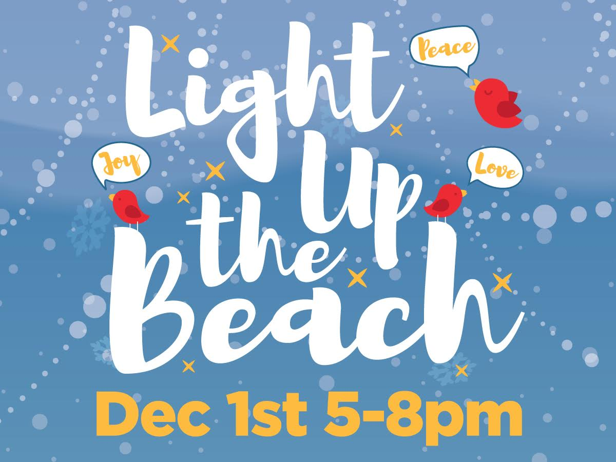 Light Up The Beach 2017